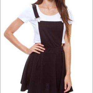 NWT Overall Dress